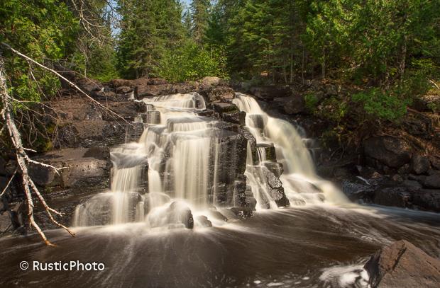 """""""Secret"""" waterfall"""