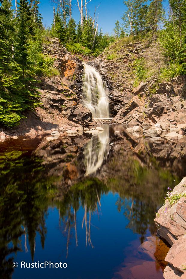 Rosebush Falls
