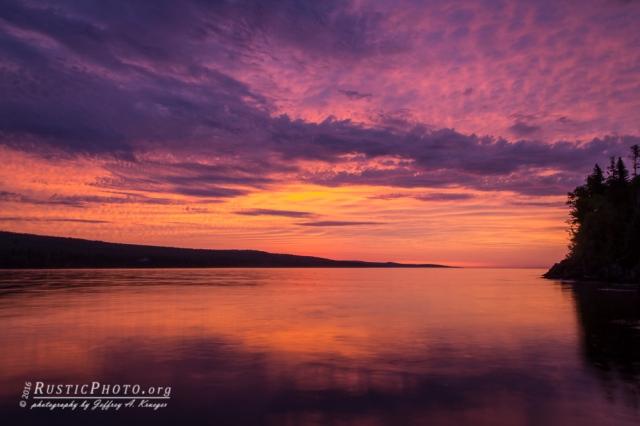 Unfiltered Sunrise