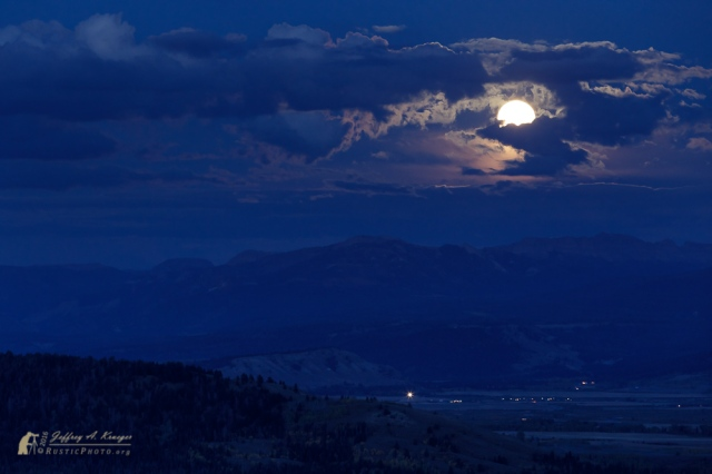 Blue Moon?